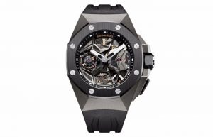 5b4c4c2df7a Audemars Piguet Royal Oak Concept Flying Tourbillon GMT 44MM Wristwatch  26589IO.OO.D002CA.01