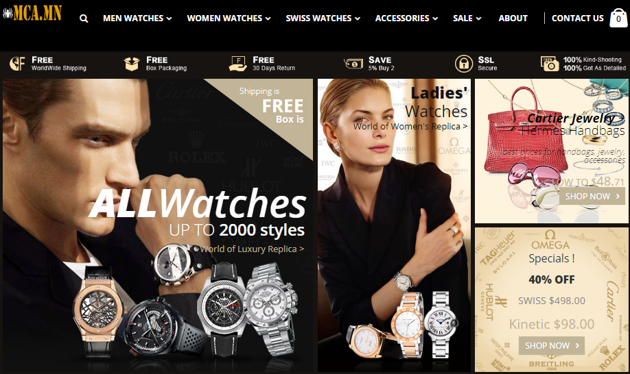 replica branded watches online shopping sale on mca.mn