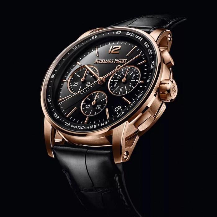 073883625f8 4 Audemars Piguet Code 11.59 Series Flyback Chronograph Watch