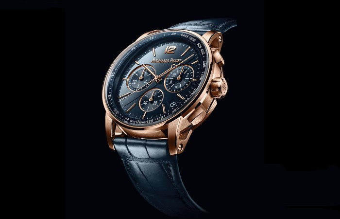fd87937a7b1 SIHH 2019: Interpretation of Audemars Piguet New Chronograph Automatic  Movement 4401